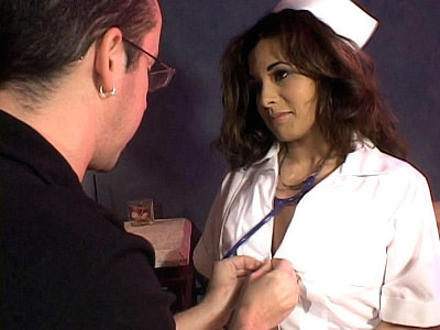 Breana Tabu video: Tabu - Big Tit Nurse Drilled
